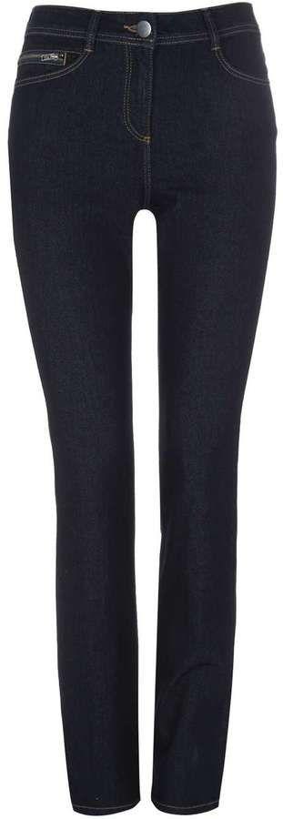 Harper Indigo Straight Leg Jean