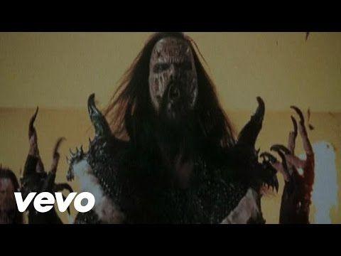 Lordi - Hard Rock Hallelujah - YouTube