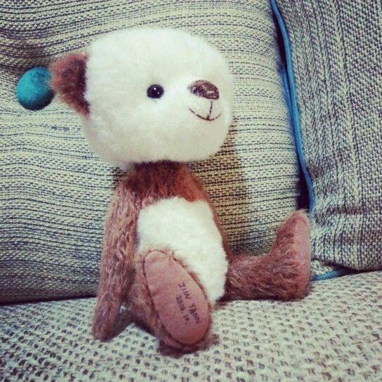 頭很大的熊