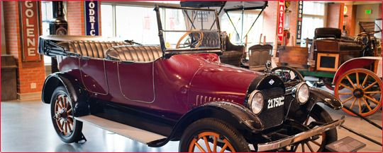 35 best images about gasoline alley museum on pinterest for Mclaughlin motors used cars