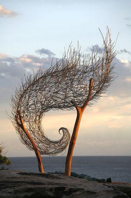 environmental art Simmermon