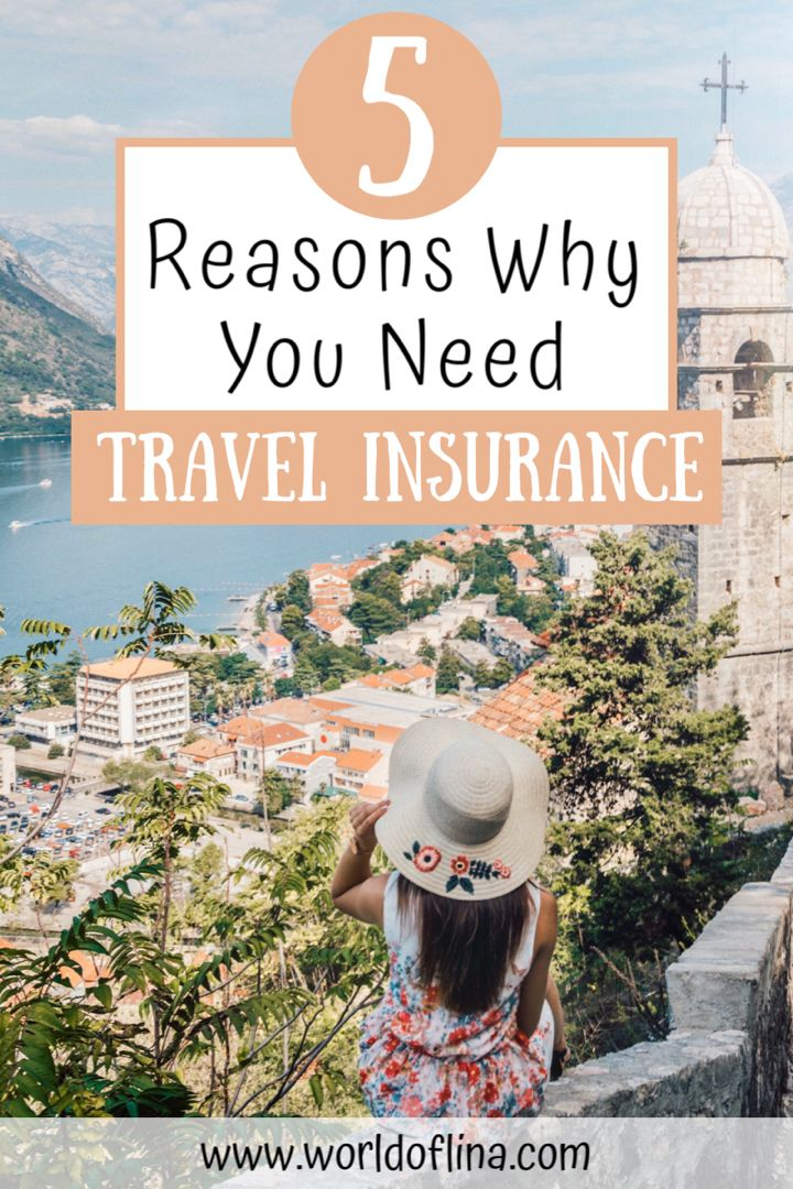 5 Simple Reasons Why Travel Insurance Is Important