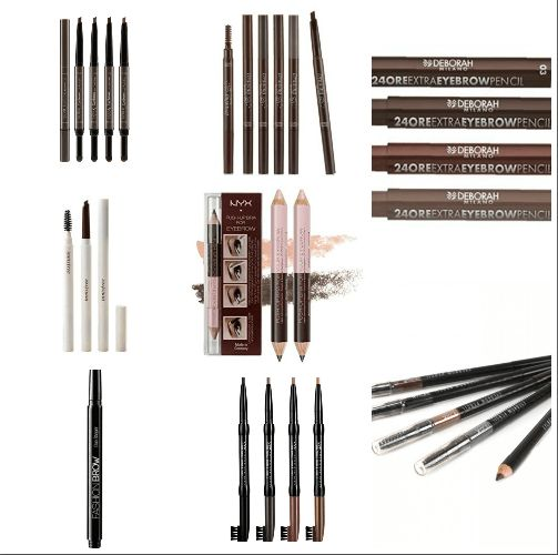Best Eyebrow Pencils in India - GLAMMEGAL