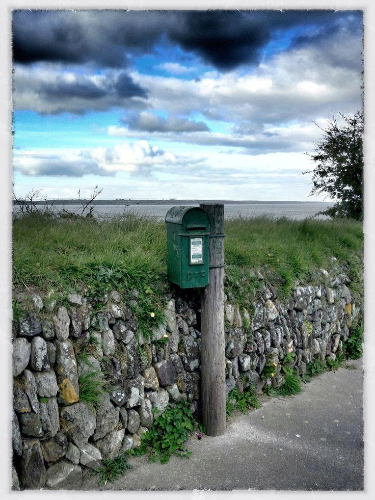 Post Box Ballycotton Ireland...✈...