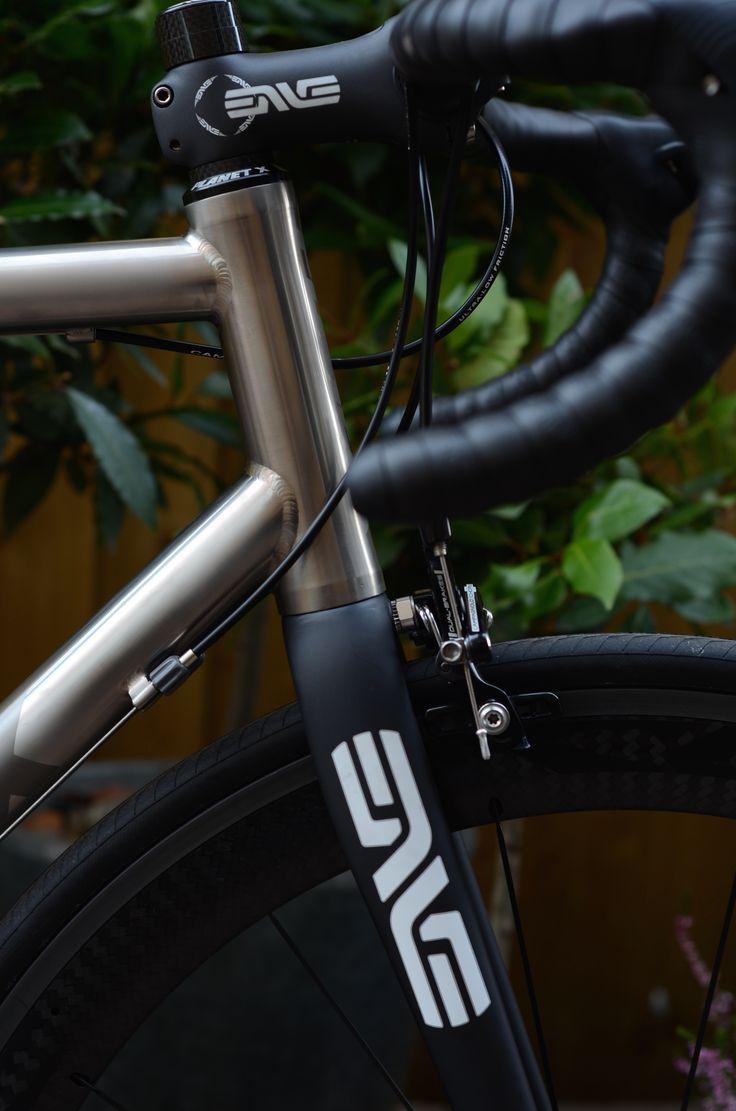 Enve Titanium Road Bike Build