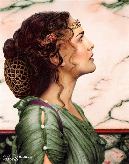 Star Wars Art: Elegant and Simple Princess Amidala Photo Shop