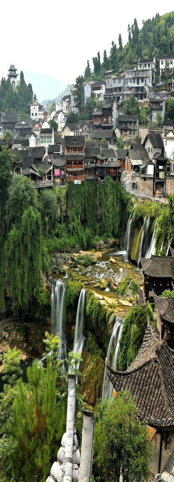 Furong, Hunan, China #DestinationChina #chinadestination