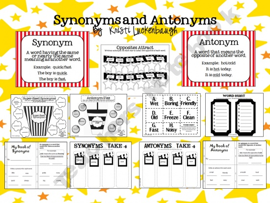 13 best Literacy Synonyms \ Antonyms images on Pinterest - synonyms for resume writing