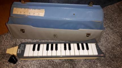 Hohner Melodica Piano 26 in Nordrhein-Westfalen - Neunkirchen-Seelscheid | Musikinstrumente und Zubehör gebraucht kaufen | eBay Kleinanzeigen