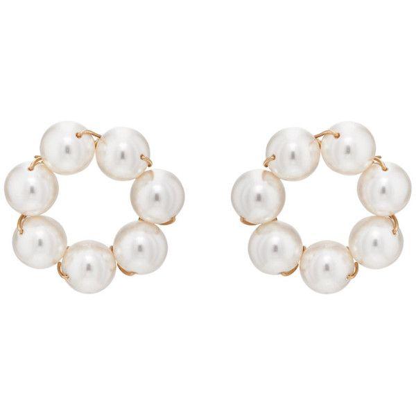Beck Jewels Womens Le Margherite Earrings uVjSj
