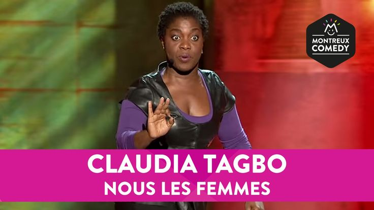 Claudia Tagbo est de retour à Montreux pour montrer une fois de plus que les femmes n'ont rien à envier à leur alter-ego masculin... Bien au contraire ! Yout...