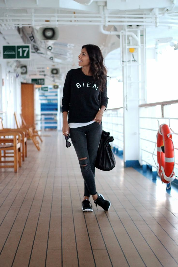 Nike Free Shoes Casual Friday Look Jbrand Jeans How To