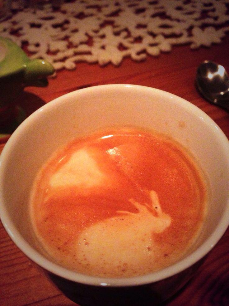 #kaffekonst