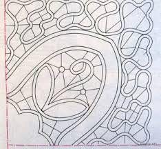 Αποτέλεσμα εικόνας για Disegno carta per centro, ricamo a intaglio - Manidifata.it - Google Search - Google Search
