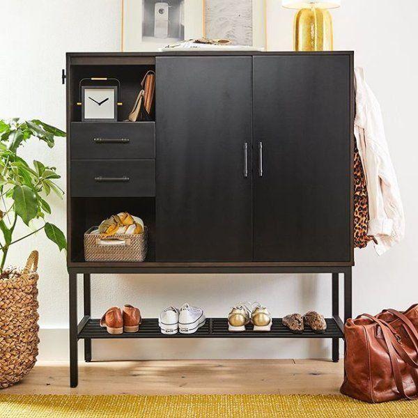 Tatum Entryway Shoe Storage Cabinet Reviews Crate And Barrel 1000 Entryway Shoe Storage Shoe Storage Cabinet Entryway Shoe