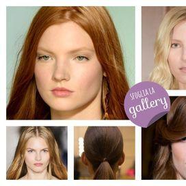 Cosa andrà di moda in fatto di colorazione capelli nel 2016. Torna il giallo e l'arancione. Via libera a tutti i toni di rossi e biondi sia freddi che caldi