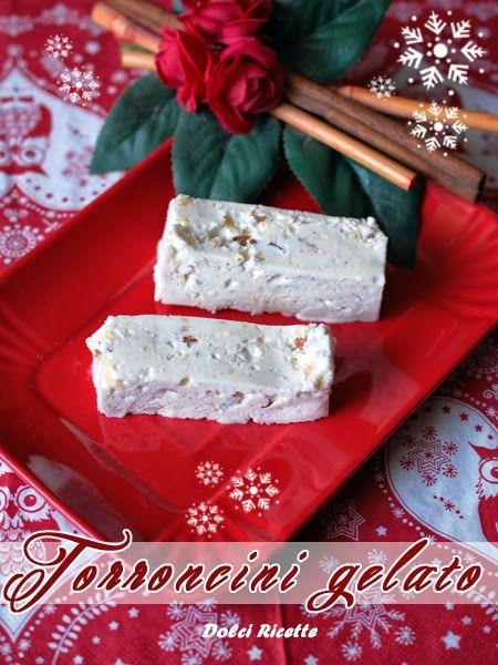 Torroncini gelato #icecream #tonitto #nougat #almonds #dessert