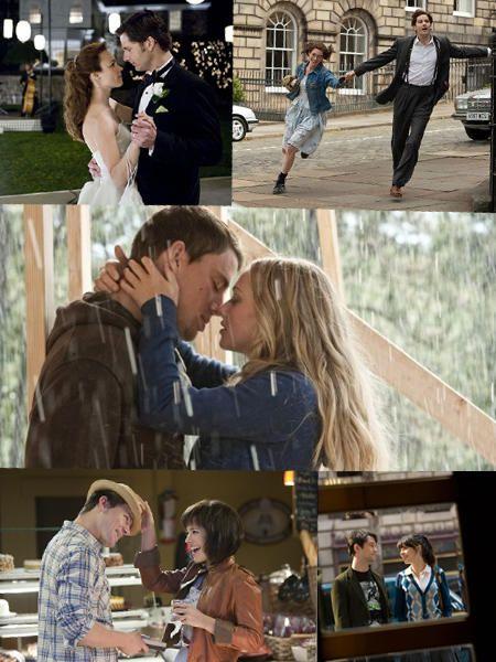 Die schönsten Liebesfilme: Sie bringen uns zum Lachen, manchmal auch zum Weinen. Und sie sind so herzzereißend schön - diese Liebesfilme müssen Sie sehen!