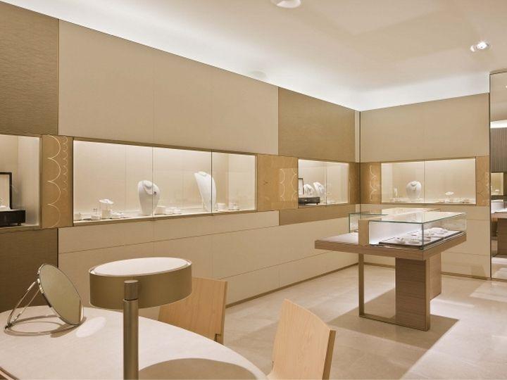 Paspaley Boutique by Paspaley Design Office, Melbourne – Australia » Retail Design Blog