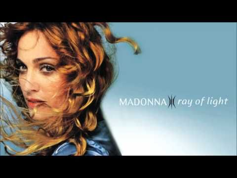 Madonna - 07. Sky Fits Heaven This album reminds me soo much of my Raquel.  : )