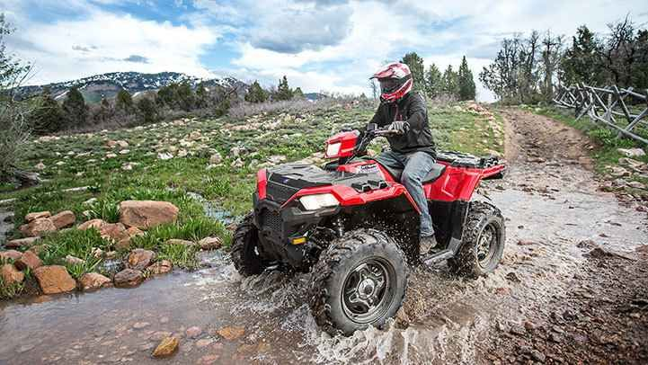 New 2017 Polaris Sportsman® 850 ATVs For Sale in Kansas. SAGE GREEN 78 horsepower ProStar™ 850 twin EFI engine NEW! Rider active design for the ultimate sport utility experience NEW! Steel reinforced racks