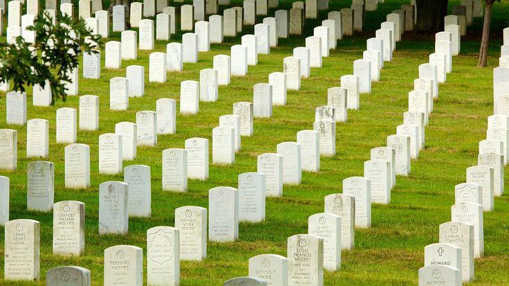 Arlington National Cemetery - Washington - Tourism Media