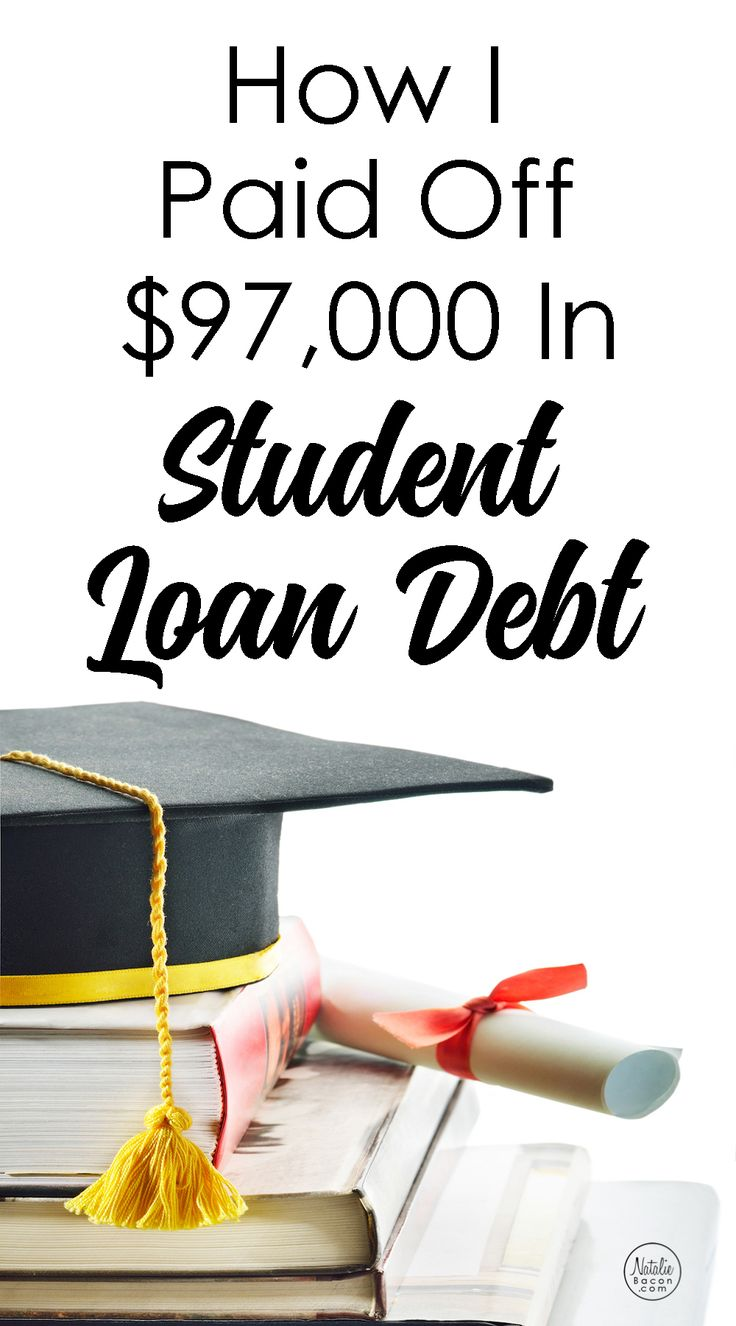 How I Paid Off $97,000 in Student Loan Debt   Natalie Bacon