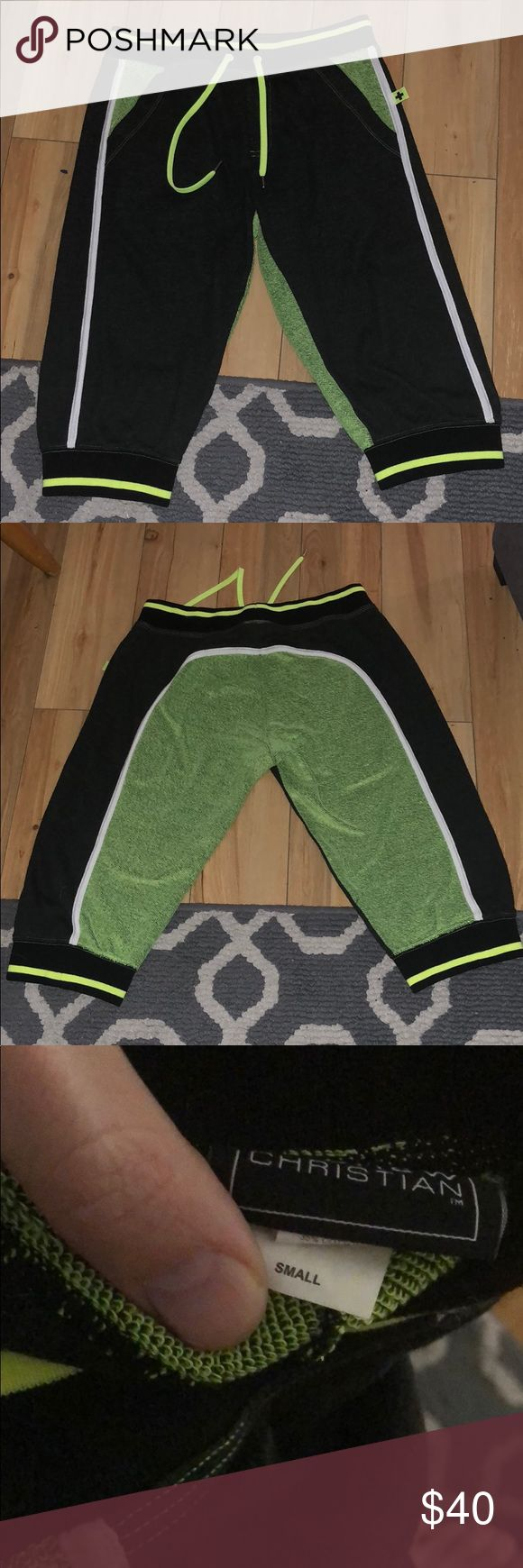 Andrew Christian jogger shorts Andrew Christian jogger shorts Andrew Christian Shorts Athletic