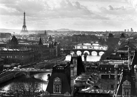 J'adore Paris.