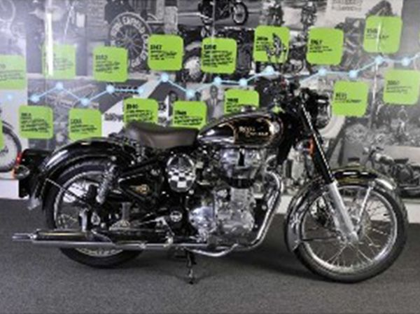 This Pre owned #Royal_Enfield Bullet C5 Chrome is Limited Edition #Standard_Motorcycle with the bold, award-winning design of the Bullet C5 Classic; Royal Enfield blurred the barriers between past and present now it's available for resale in Sloatsburg, NY, USA by Cycle City of New York for just $ 6695. So don't miss this opportunity, just get your phone and call on 845-712-5406 or surf MotorcyclesJunction.Com for more details.