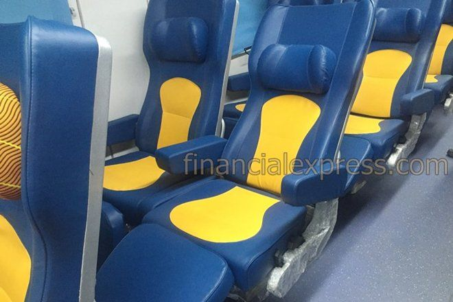 Indian Railways' new 'luxury' chair cars better than Shatabdi Express