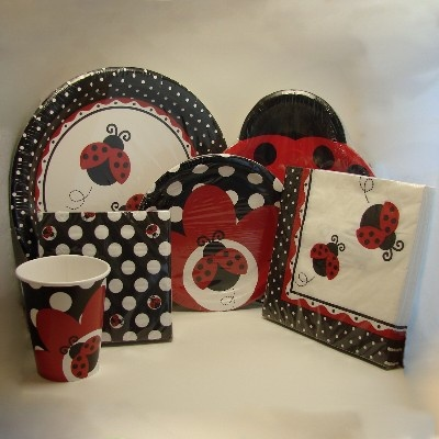 Ladybug Party is a very popular theme. We have a fantastic selection of Ladybug Party Supplies to include Ladybug Favors, Ladybug Balloons, Ladybug Chocolates, Ladybug Invitations, Ladybug Thank You Cards, Ladybug Birthday Cards and Ladybug Decorations! Check at the latest Ladybug Party Supplies at http://​www.ladybuggiftstore.com/​Ladybug_Party_Supplies.html