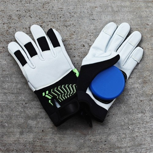 Rayne Idle Hands Slide Gloves - Gloves - Safety Gear - Canada's Premier Online Longboard Skateboard Retailer