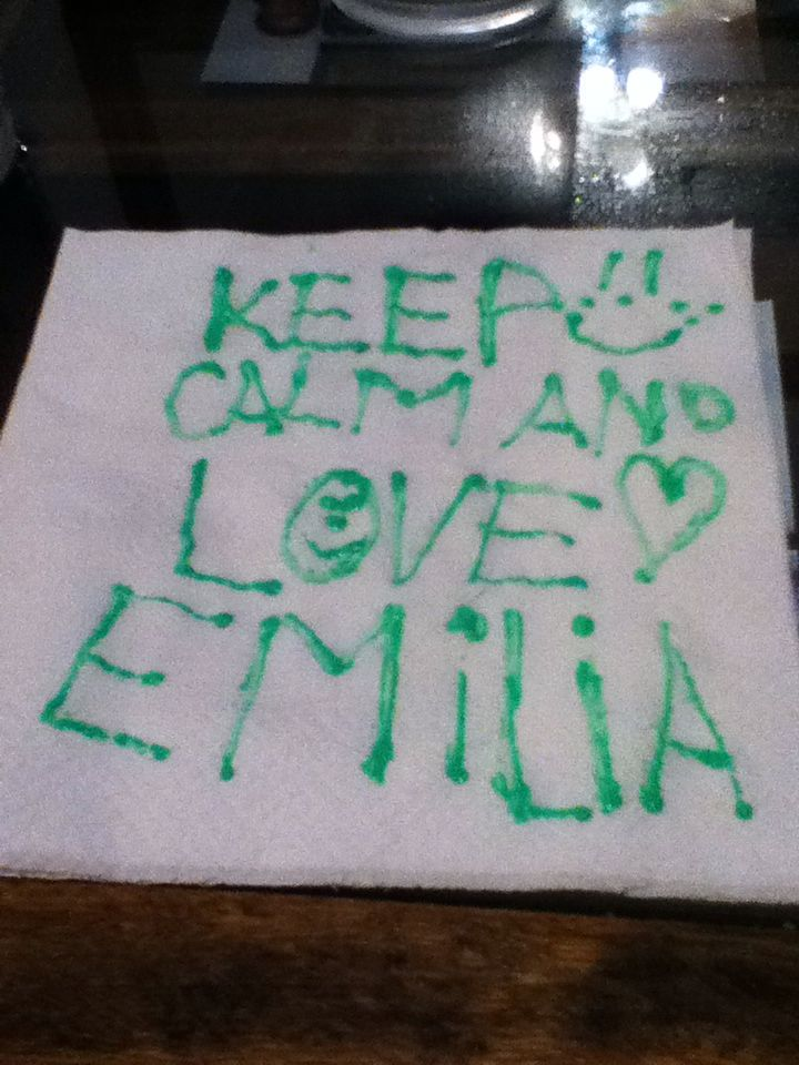 By Catalina Trama for Emilia my sister