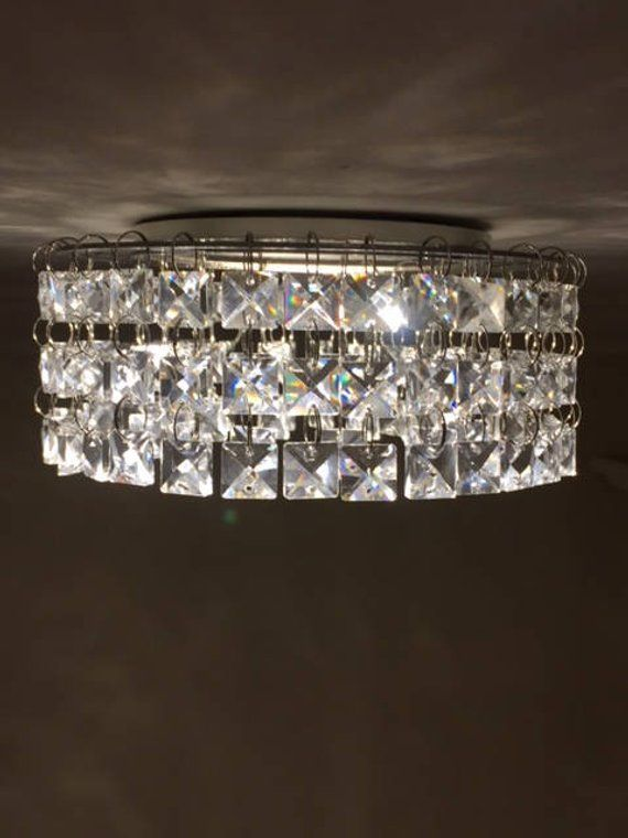Please View Our Youtube Installation Video Https Www Youtube Com Watch V Swk8mhwiauu Model S Recessed Lighting Acrylic Chandelier Crystal Pendant