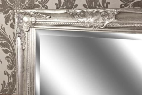 Wandspiegel silber antik Barock Stil 150 x 60 cm in Kreis Pinneberg - Pinneberg | eBay Kleinanzeigen