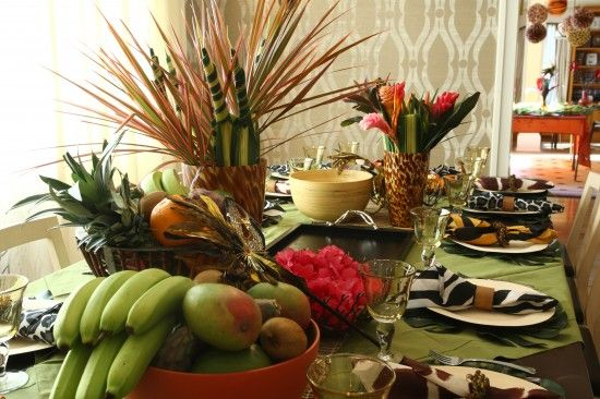 10 Best Caribbean Centerpieces Images On Pinterest: 10 Fabulous Tricks To Create Your Own Exciting Holiday