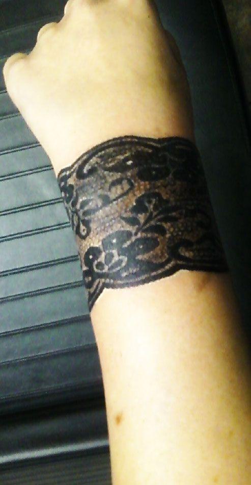 wrist brachlet tattoos