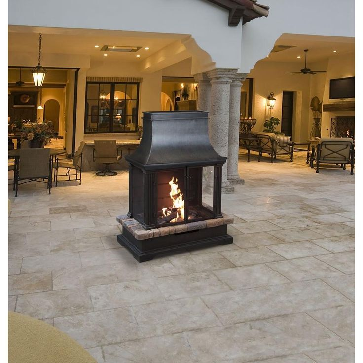 Outdoor Fireplace home depot outdoor fireplace : 19 best outdoor kitchen images on Pinterest