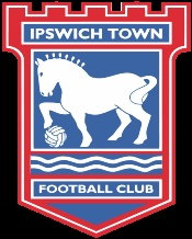 Ipswich Town FC. I lived in/near Ipswich, Suffolk, England from 1986-1990 and I still follow them.