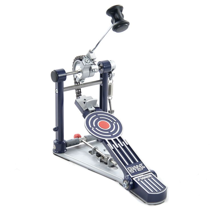 Sonor Giant Step Single Bass Drum Pedal GSP3 SONOR Giant Step bass drum pedals are the best tool for discriminating drummers refusing to sacrifice any musical freedom. As a state-of-the-art pedal, Gia