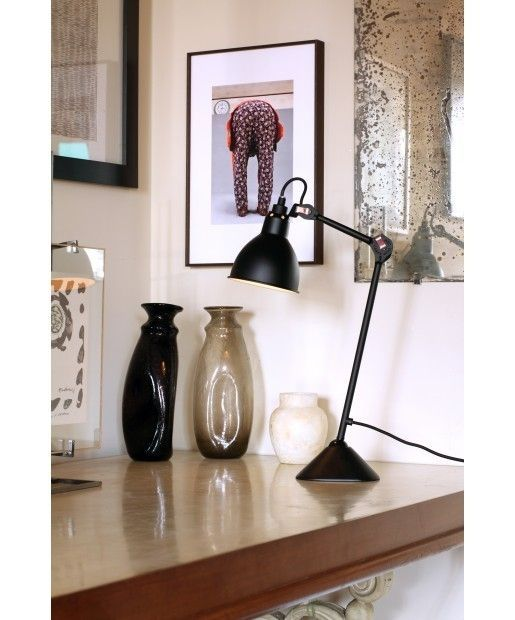 Lampe n°206 GRAS DCW Editions http://www.voltex.fr/lampe-n206-gras-dcw-editions-pid3536.htm