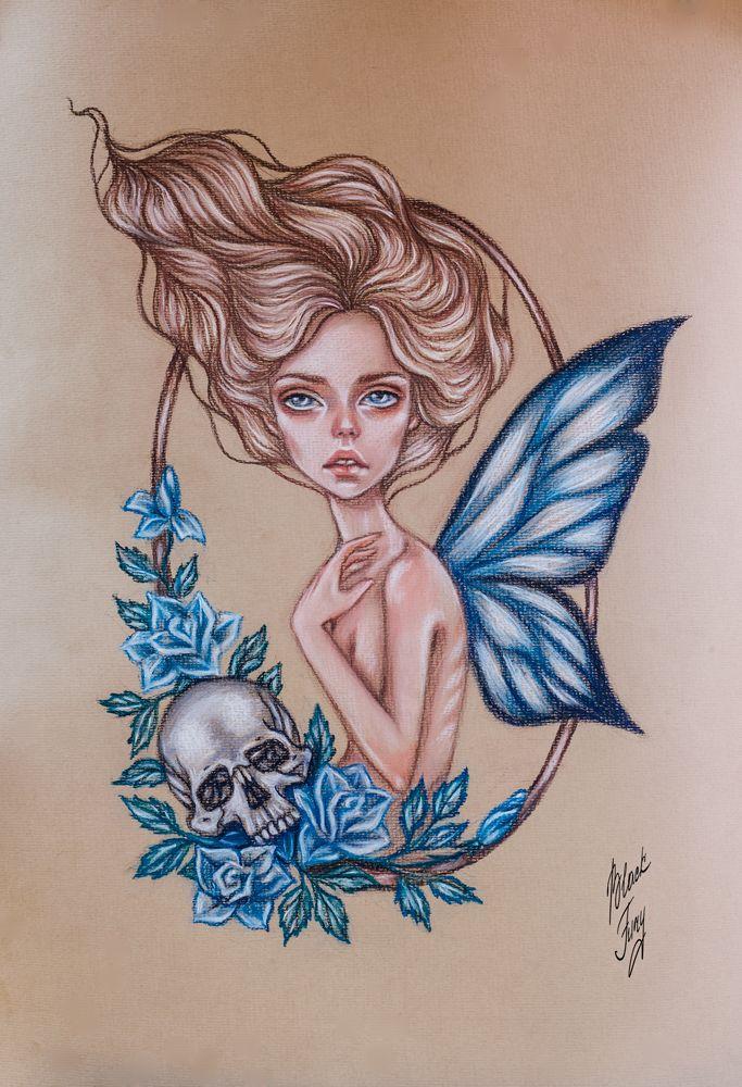fairy by Black Furya
