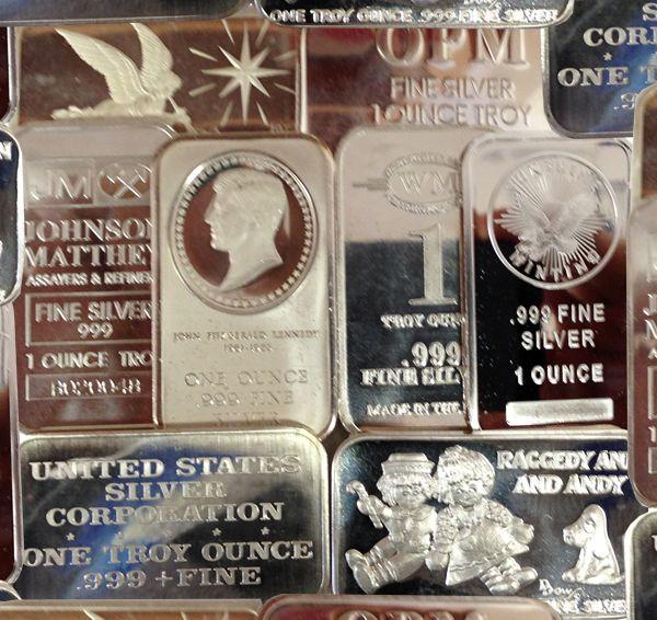 LBMA Silver Price