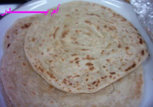 تعالي اعلمج طريقة جباتي شغل بيت خطوة بخطوة بالصور احسن من مطعم هندي