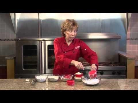 Recipe for Gluten-Free Flour Blend (video)
