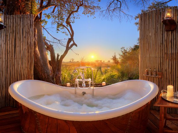 Eagle Island Camp #Botswana