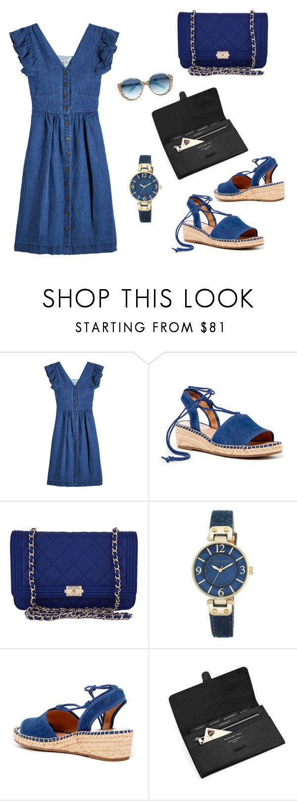 """""""Для ребенка 🙂по просьбе 😉"""" by sararesert ❤ liked on Polyvore featuring Sea, New York, Franco Sarto, Chanel, Anne Klein and Cutler and Gross"""