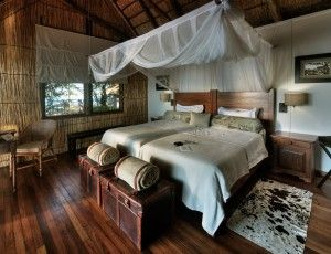 Escape for 3 nights on the edge of the Xugana Lagoon in the Okavango Delta. Stay in beautiful suites and enjoy magnificent wildlife on boat rides & nature walks. Cool off in the pool, enjoy fishing in the canals & lounging on your private deck with stunning views. Check out the list of includes, get an instant quote, book online or contact us: