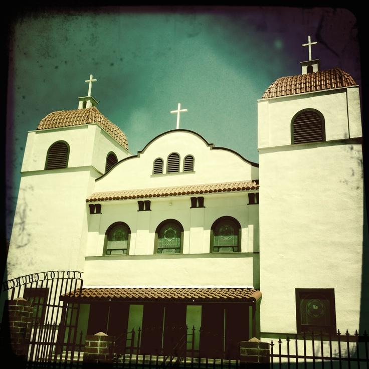 church in merced, california